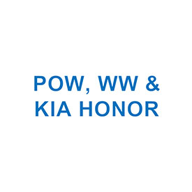 POW, WW & KIA HONOR