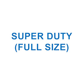 SUPER DUTY (Full Size)